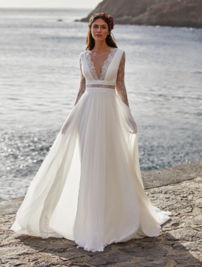 Trouwjurk Barry Pronovias