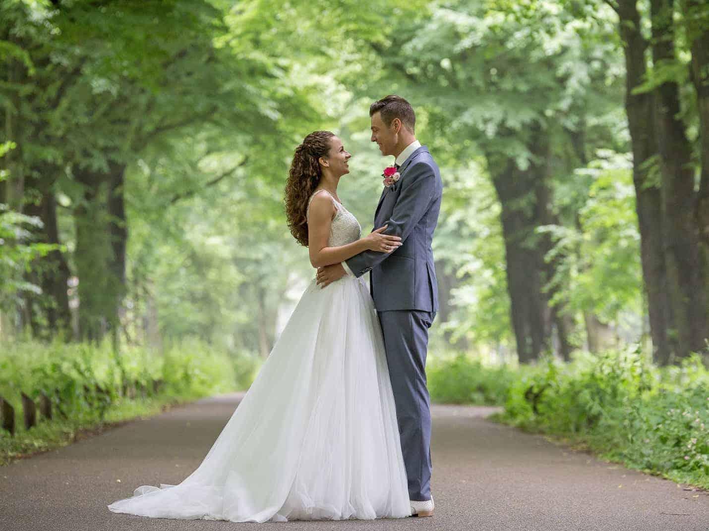 Real bride Eugenie en Gydo