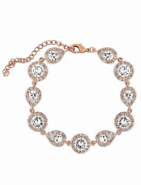 Armband Daily Luxury V Rose LPB05 DRKS