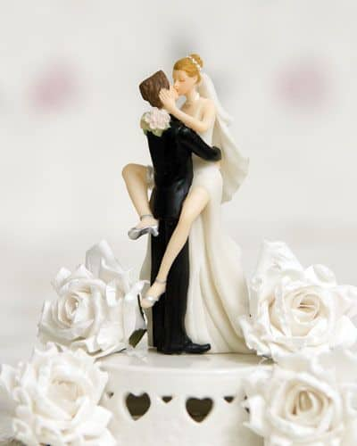 Honeymoon shop blog: Huwelijks nach caketopper