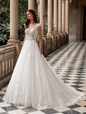 Trouwjurk Griffith Pronovias