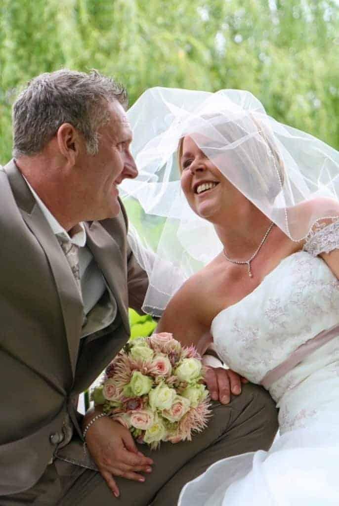 Real bride 12