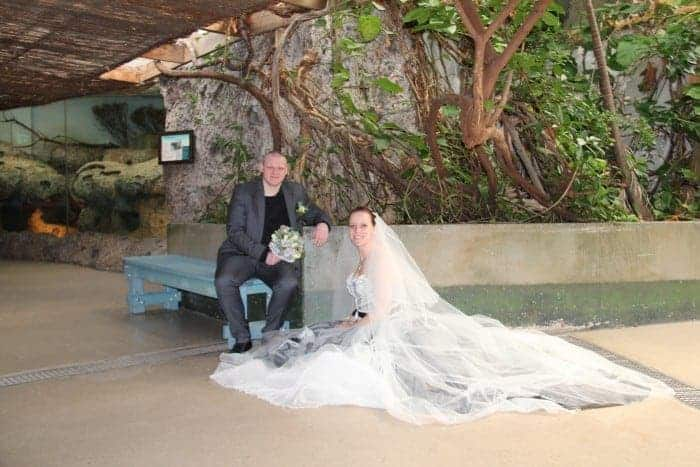 Bruiloft van Danique en Léon