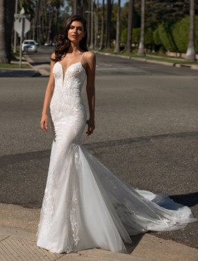 Trouwjurk Jones Pronovias