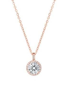 Ketting Daily Luxury VI Rosé LPN06 DRKS