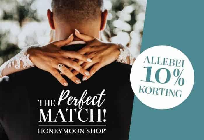 Honeymoon shop- Perfect match