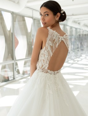 Trouwjurk Powell Pronovias