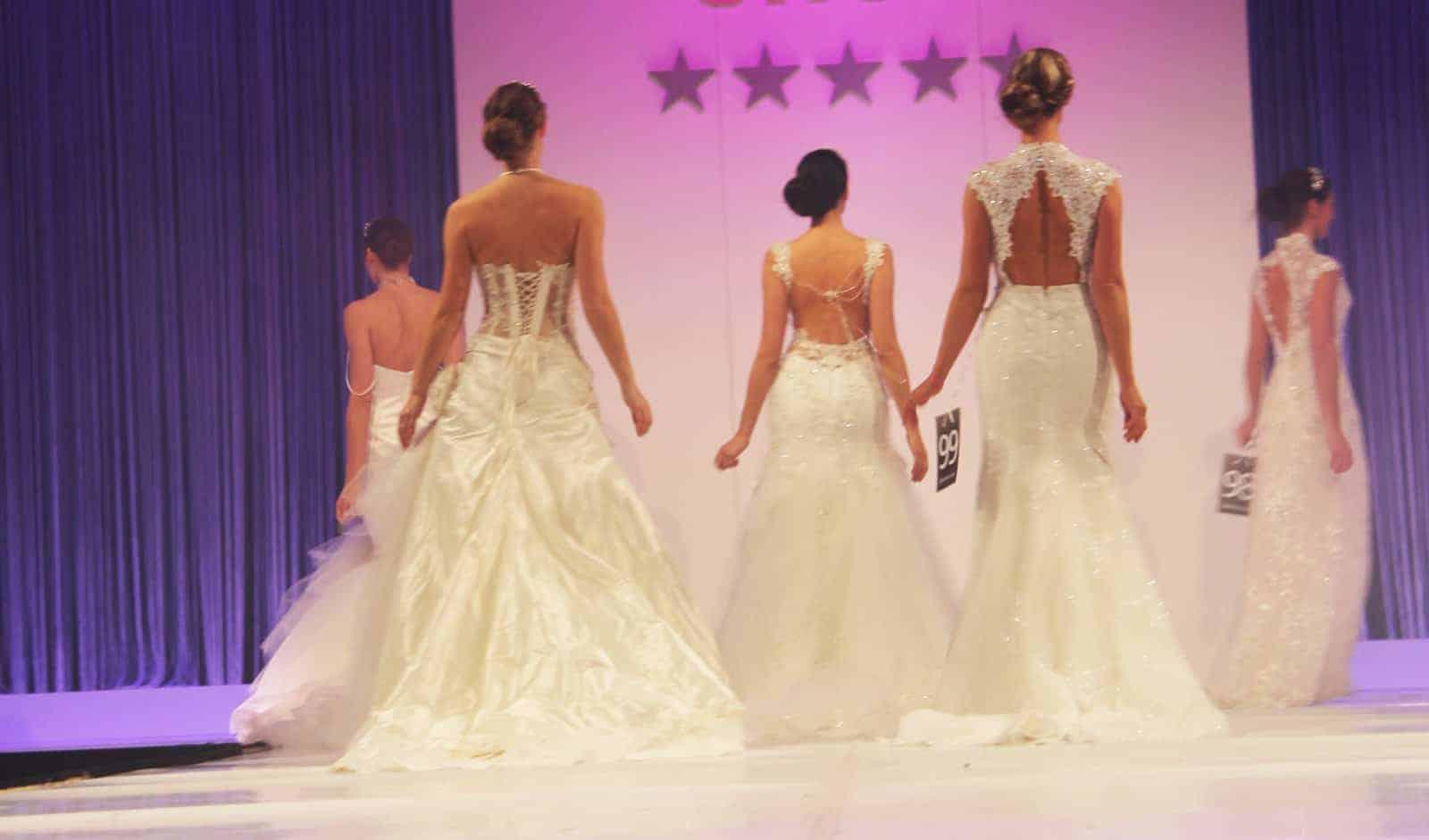 bruidsmodeshow