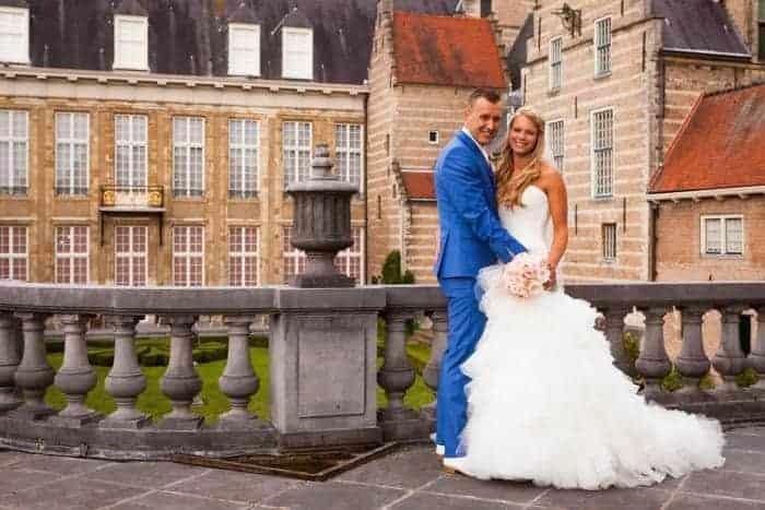 Bruiloft Steffy en Danny