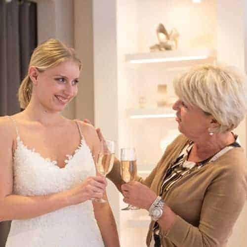 honeymoon shop bruid en moder shoppen