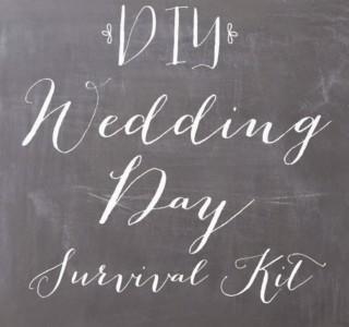 Noodpakketje bruiloft