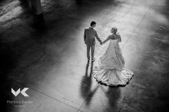 Bruiloft Melanie en Wouter